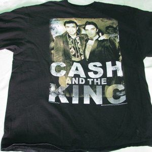 Zion Rootswear Cash And The King T-Shirt